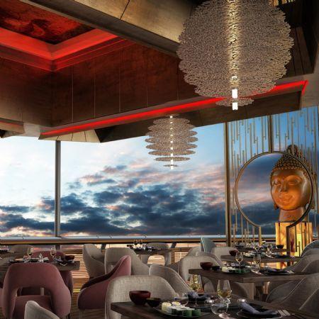 Coco Thai Lounge & Restaurant, Venezuela